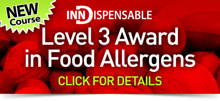 Food Allergy, Levels 3 Course