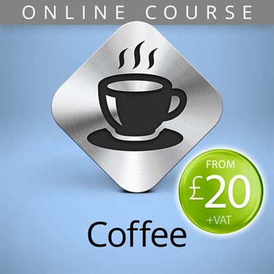coffee barista online course