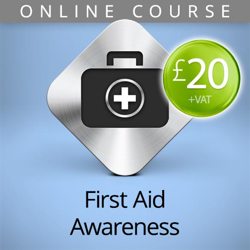 online first aid awareness course