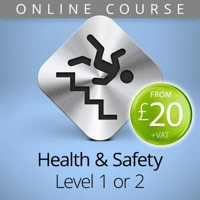 online health and safety level 2 course