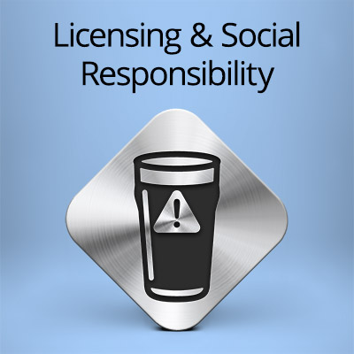 online licensing & social responsibility course