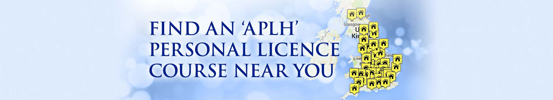 aplh personal licence courses